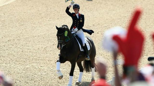 بریتانیایۍ دوجاردین د اولمپیک درې مډالونه وګټل