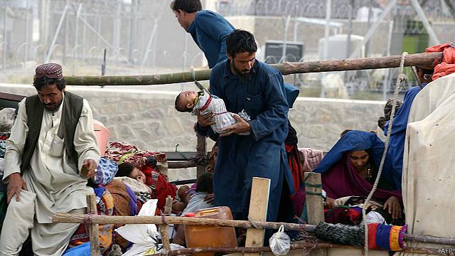 م.م: افغانستان کې بشري وضعیت خطرناک دی