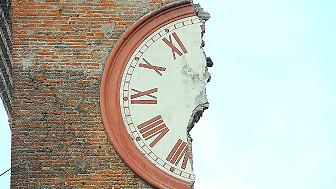 ایټالیا کې زلزله