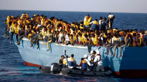 د لیبیا سمندر ته څېرمه '۶۰۰۰ کډوال ژغورل شوي'