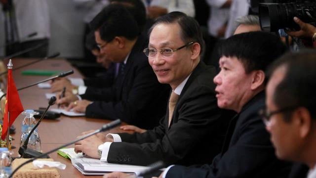 VN-Campuchia ký bản ghi nhớ về biên giới