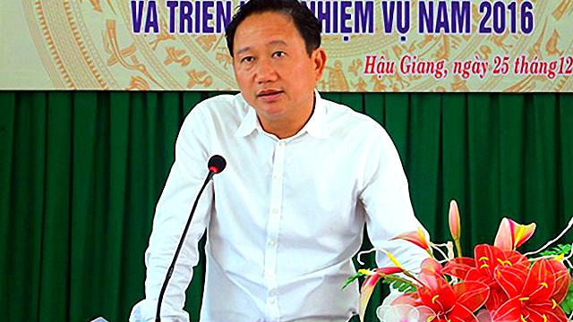 Diễn biến 'Trịnh Xuân Thanh' còn phức tạp