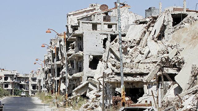 د سوریې حلب ته نژدې بمبارۍ کې روغتیايي کارکونکي وژل شوي