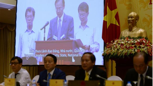 Formosa: 'Chính phủ VN xử lý đơn kiện'