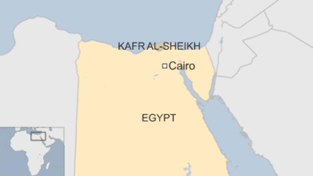 مصر کې د کښتۍ ډوبېدو پېښه کې له ۲۰ ډېر ګډوال مړه شوي