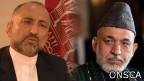پر کرزي لفظي برید؛ د افغانستان ملي امنیت سلاکار توند غبرګون