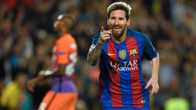 Спортобзор: в чем секрет успеха Месси и Барселоны?