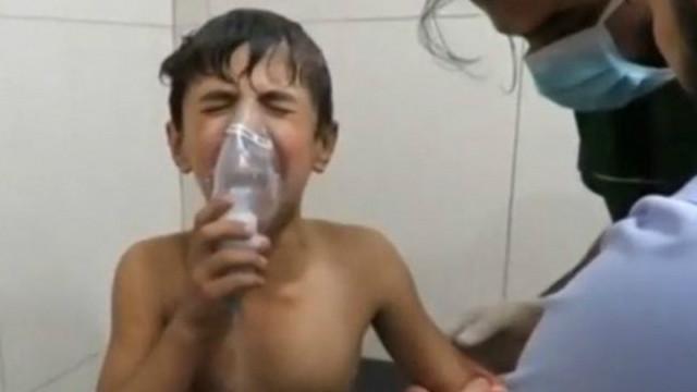 ООН обвинила власти Сирии в применении химического оружия