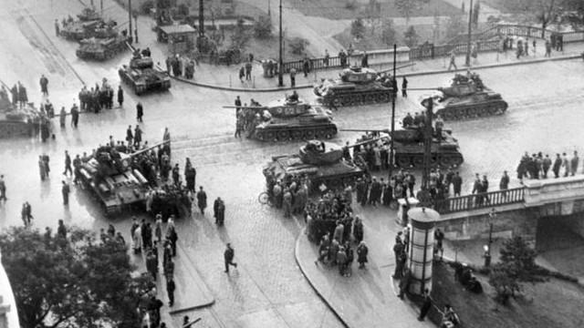 Чего вы, возможно, не знали о венгерских событиях 1956 года