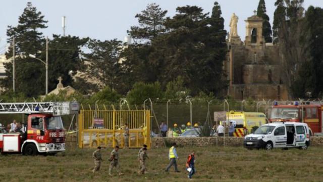 На Мальте разбился легкий самолет: пятеро погибших