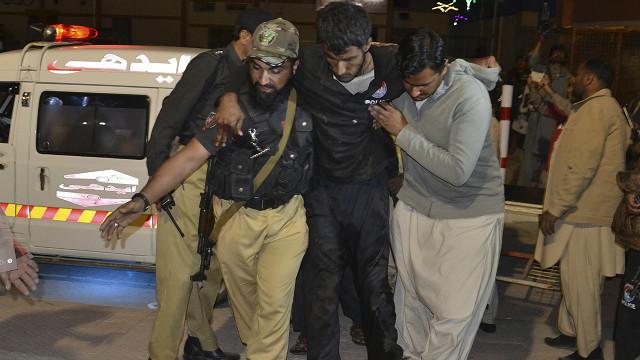 ИГ взяло ответственность за кровавое нападение в Пакистане