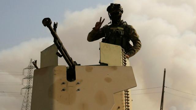 الجيش العراقي يعلن سيطرته على قضاء الرطبة في الأنبار
