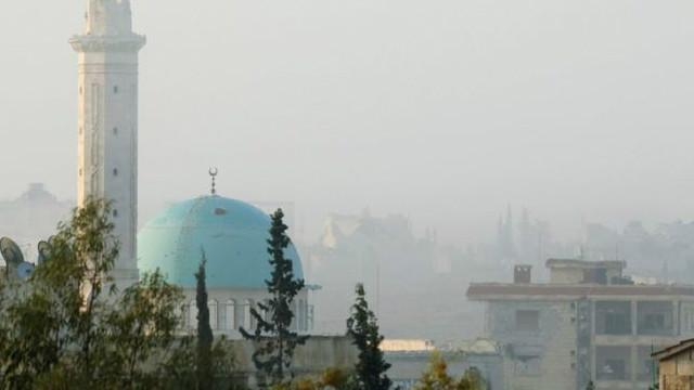 Россия начала гуманитарную паузу в Алеппо
