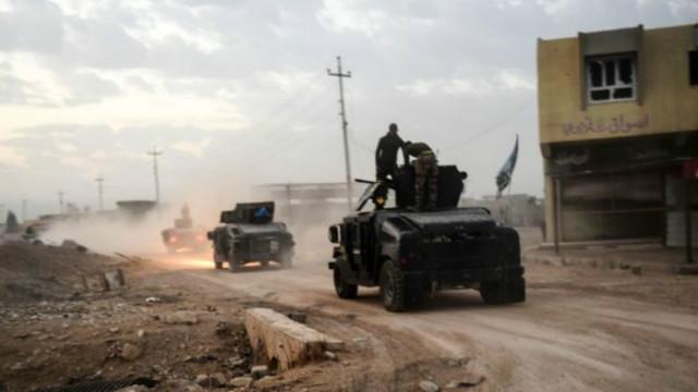 Иракские силы вплотную подошли к Мосулу