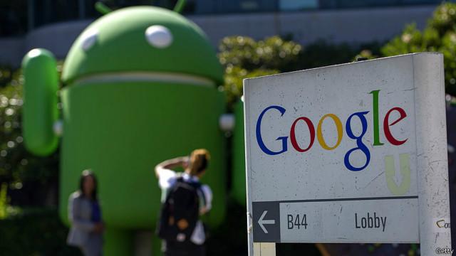 Антимонопольная служба России оштрафовала Google