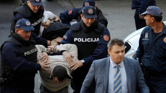 Черногория назвала имена подозреваемых в заговоре россиян
