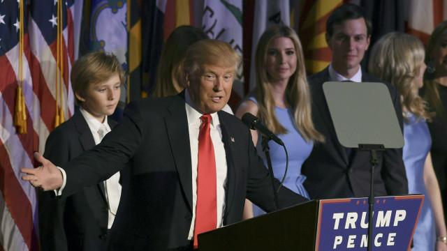 Трамп победил Клинтон на выборах США