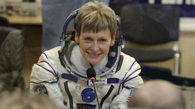 Пегги Уитсон стала самой пожилой астронавткой в истории