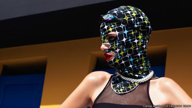 Carakini a la moda. Carine Roitfel CR FASHION BOOK(Foto: Alexandra Utzmann)