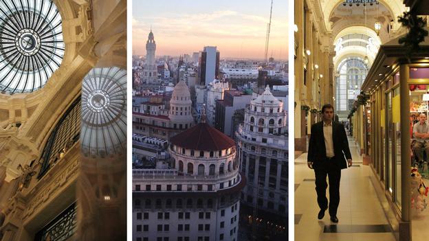 Galería Güemes de Buenos Aires