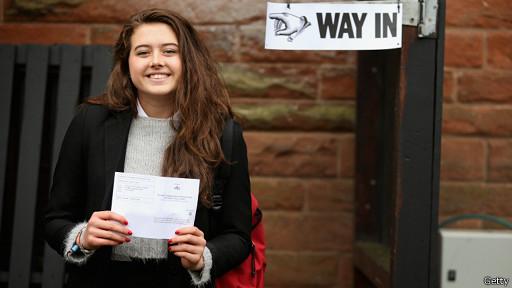 Ivy Hare, votante escocesa