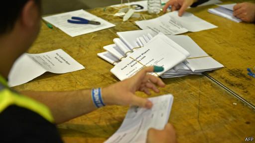 escocia decide conteo votos