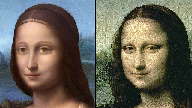 "Descubren ""un retrato escondido bajo la Mona Lisa"" - BBC News Mundo"