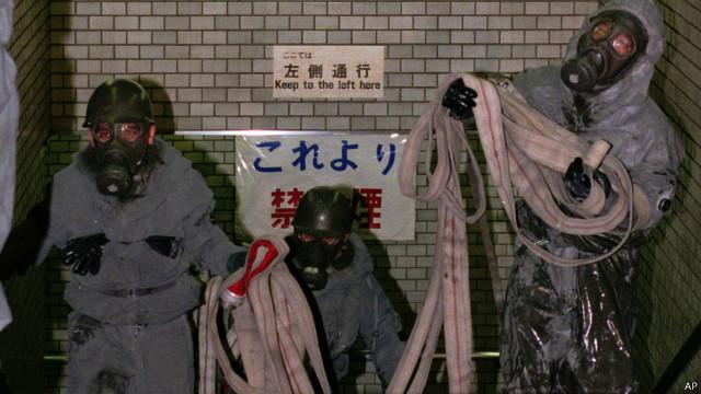 Warga Tokyo Tuntut Pimpinan Aum Shinrikyo Segera Dieksekusi Mati